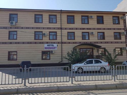 MASSAGET HOTEL, Nukus