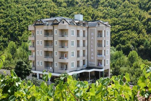 Hotel Ballkan, Dibrës
