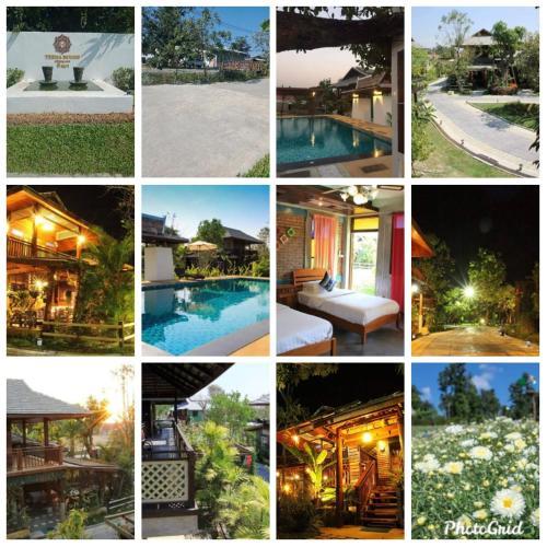 บ้านสวนทีวณา รีสอร์ต, Hang Dong