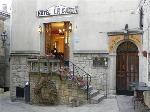 Hotel La Grotta,