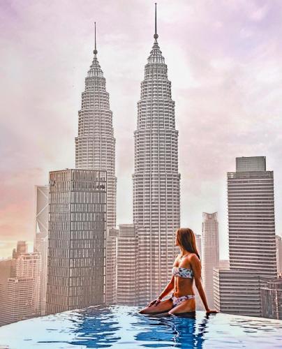 E Suites at KLCC, Kuala Lumpur