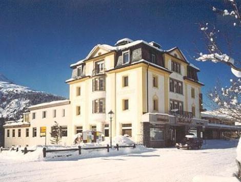 Hotel Albris, Maloja
