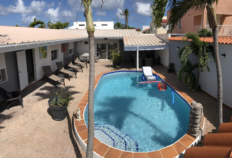 Villa With 3 Bedrooms in Simpson Bay, With Private Pool, Furnished Ter,