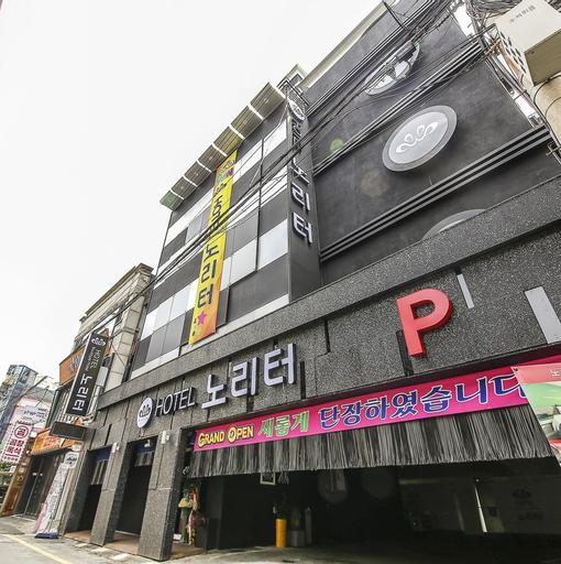 Noriter Hotel, Gyeyang