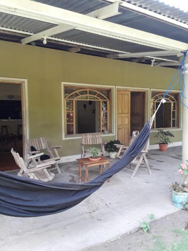 Sophie House, Lago de Nicaragua