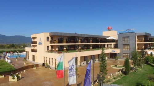 Balneo and SPA Complex MINERAL YAGODA, Maglizh