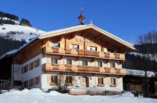 Pension Straifhof, Kitzbühel