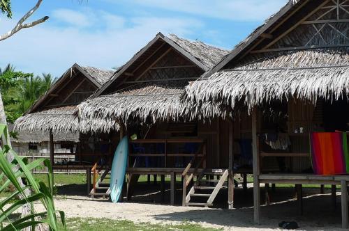 Vanimo Surf Lodge, Vanimo-Green River