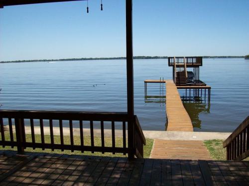 180 Degree View of Cedar Creek Lake!, Henderson
