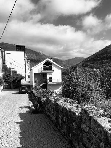 Casa de Santa Luzia, Manteigas