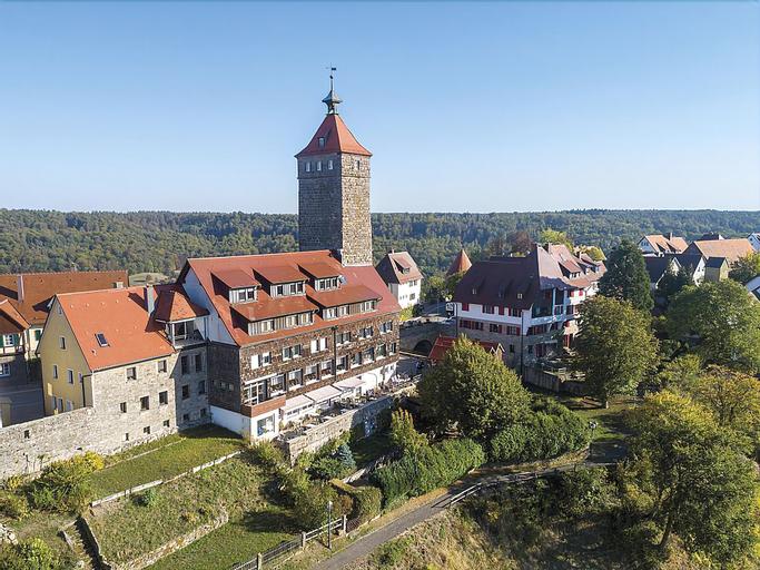 Hotel Bergfried, Zwickau