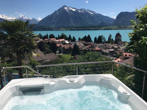 Otium - Luxury Lake View, Thun