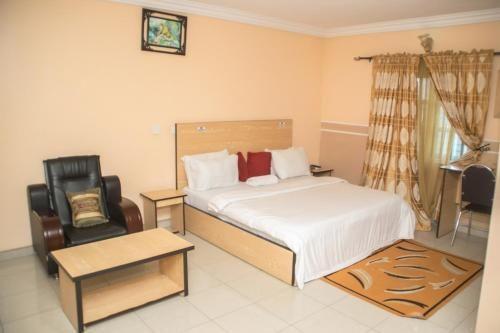 Heamedla Hotel and Suites LTD, Eleme