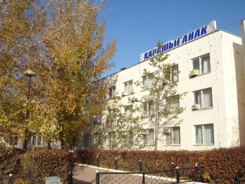 Karachaganak, Burlinskiy