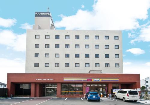 石巻サンプラザホテル, Ishinomaki