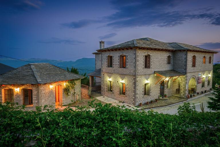 Balkoni Zagoriou, Epirus
