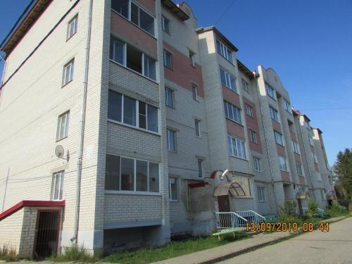 Apartment on Kultury, Nyuksenskiy rayon