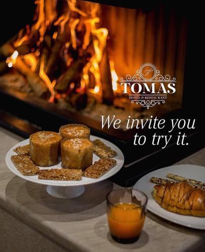 Bujtina Tomas & Restaurant, Korçës