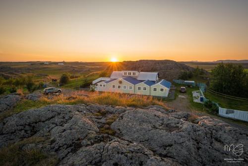 Krumsholar apartments farm stay, Borgarbyggð