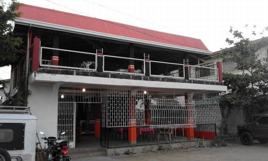 Czarina Homes-formerly Island nest hotel, Alaminos City