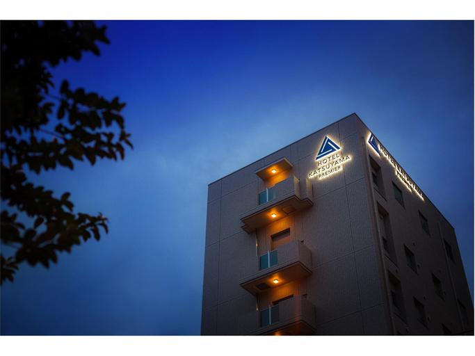 Hotel Katsuyama, Matsuyama