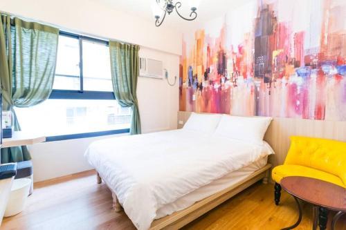 Paris apartment II, Taichung