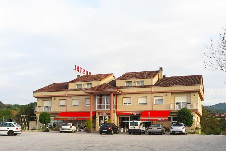 Hostal-Restaurante o Mirador, Ourense