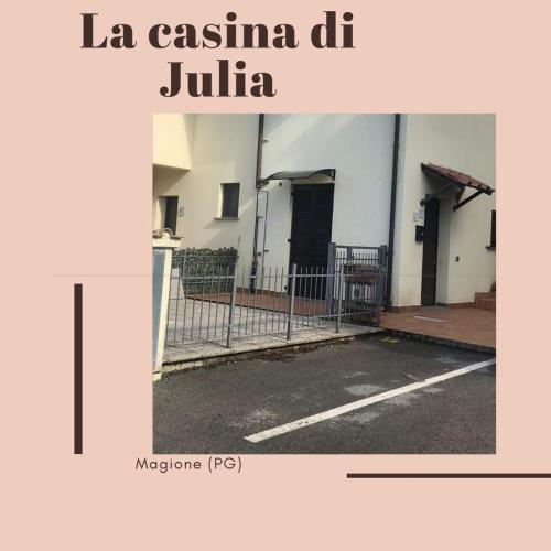 La casina di Julia, Perugia