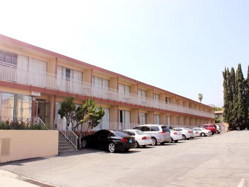 Pasadena Rose Inn, Los Angeles