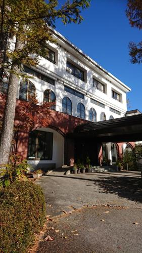 ホテルからまつ荘, Ōmachi