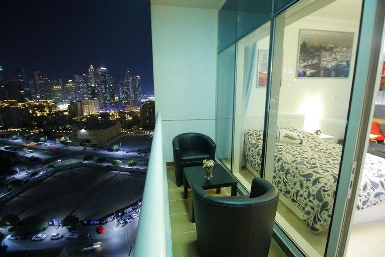 City Nights - Burj Al Nujoom Tower,