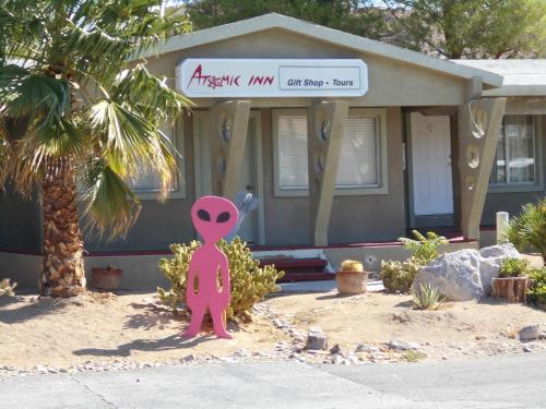 Atomic Inn Beatty Near Death Valley, Nye