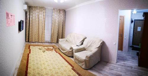 Посуточная квартира, Makhambetskiy