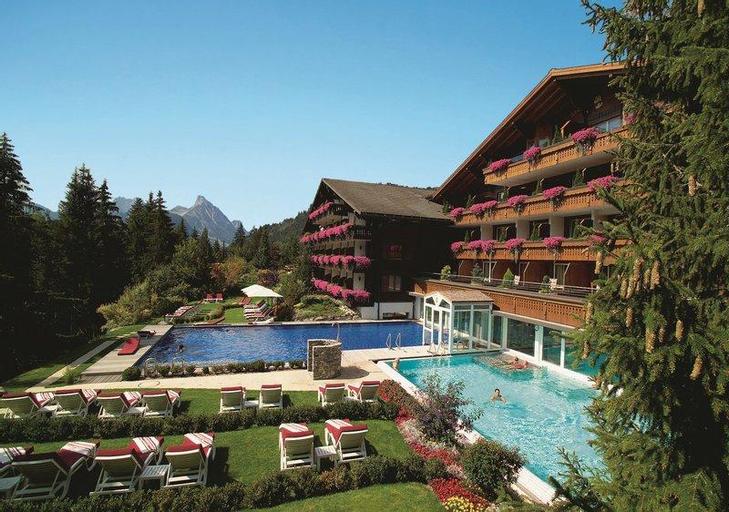 Wellness- & Spa Hotel Ermitage, Saanen
