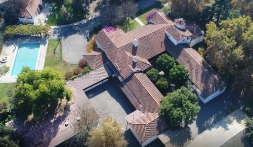 Casa Escondida de Vina Teillery, Maipo