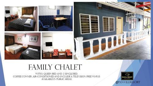 Family Chalet, Manjung
