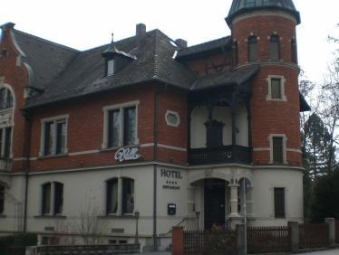 Hotel Villa, Straubing