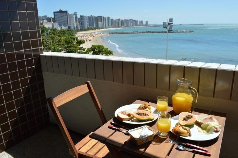 Op Flat Vip Frente Mar, Fortaleza