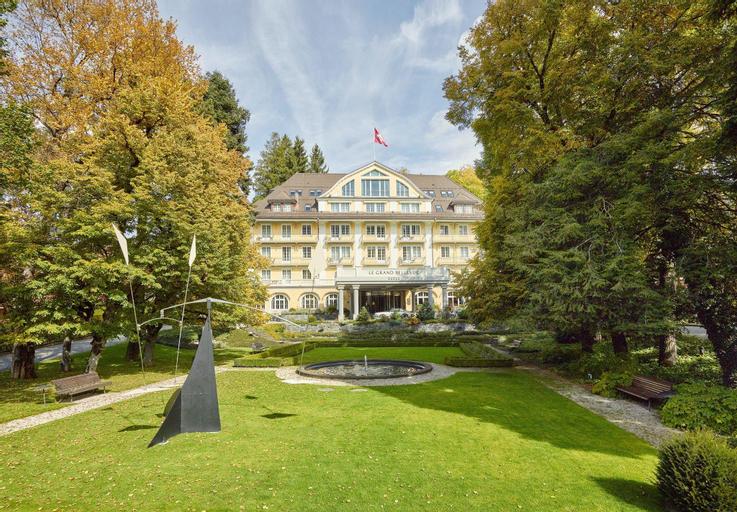 Le Grand Bellevue, Saanen