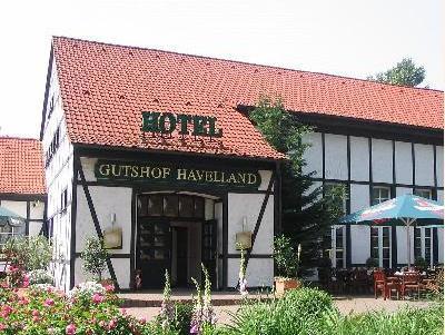 Gutshof Havelland, Havelland