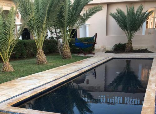 Azraq Oasis private villa & pool, Azraq