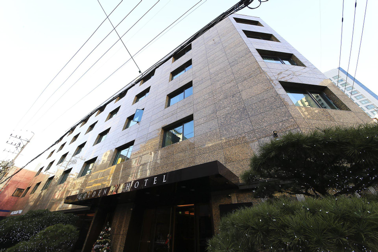 Incheon International Airport Golden Boutique Hotel, Bupyeong