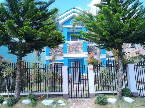 Blue house, Tagaytay City