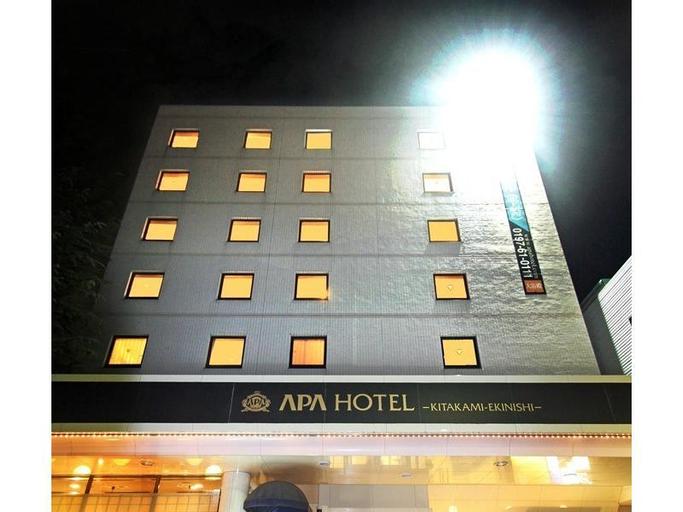 APA Hotel Kitakami-Ekinishi, Kitakami