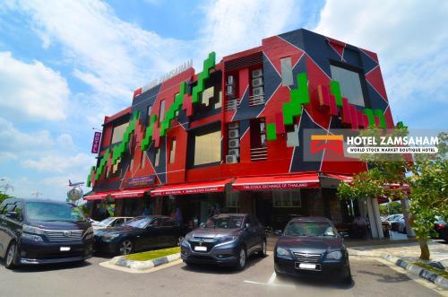 Hotel Zamsaham, Johor Bahru