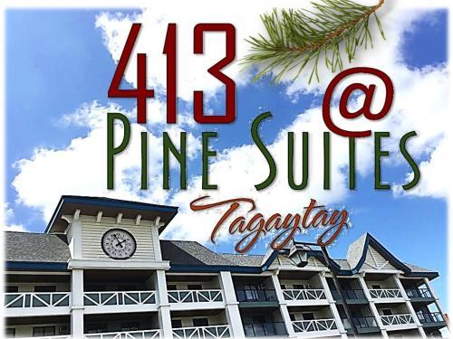 413 at Pine Suites Tagaytay, Tagaytay City