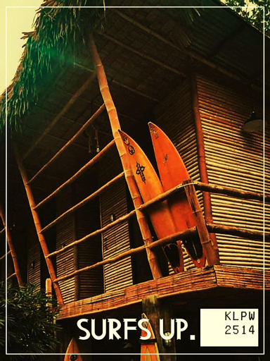 KLPW 2514 Hostel, San Juan