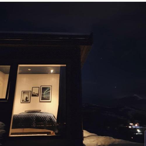 Amazing cabin in Lyngen, Lyngen
