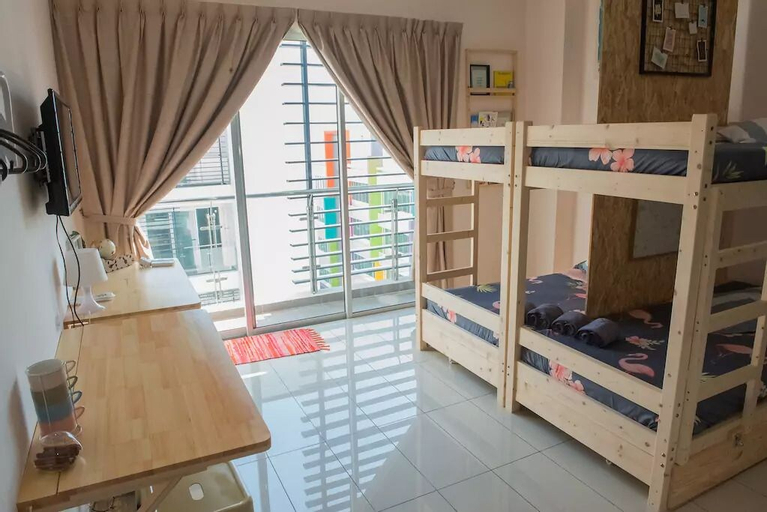 YO.OM @ Aeropod Ecohom Stay 13, Kota Kinabalu