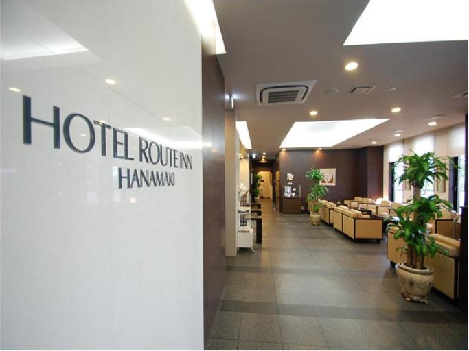 Hotel Route-Inn Hanamaki, Hanamaki